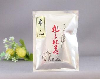 Japanese Black Tea,Mariko,Honyama,Loose Leaf Tea,Sample Tea,0.3oz(10g),Wakoucha,No Flavors
