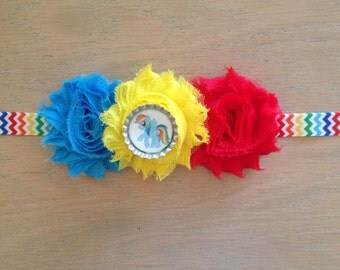 Rainbow Dash headband