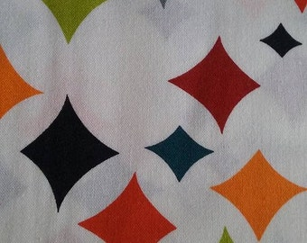 Andover, Jazz Jam by Jane Dixon, Cotton woven, quilt quality fabric, 1/2 yd.