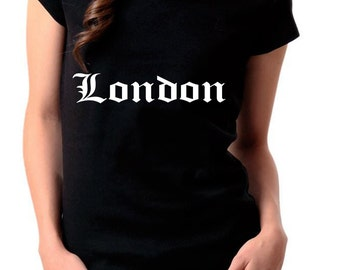 London t-shirt!