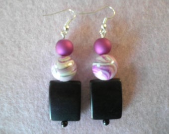 Earrings 074 Monolith