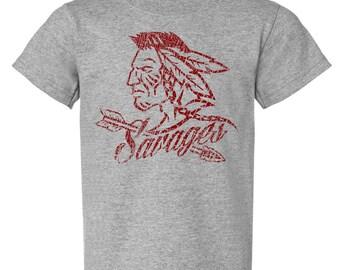 Savages Logo T-Shirt