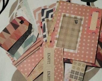 Vintage Style Stationery Envelopes