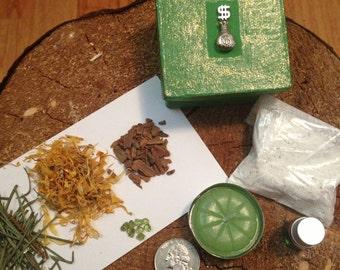 Money Attraction- Mini Spell Kit