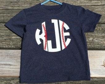 Toddler Monogrammed T-shirt