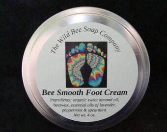 Bee Smooth Foot Cream