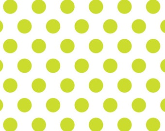 """Citrus Polka Dot Print Tissue Paper 240 sheets 100% Recycled 20"""" x 30"""" Packaging, Gift Wrap, Weddings"""