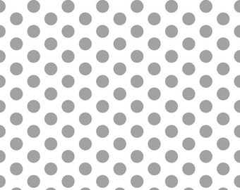"""Metallic Silver Polka Dot Print Tissue Paper 240 sheets 100% Recycled 20"""" x 30"""" Packaging Gift Wrap"""