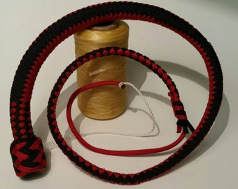 Custom 3 Foot Snake Whip