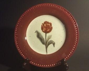 Julie Ueland Dessert Plate Set (4)