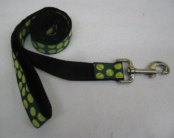 Oakland A's Color Inspired Dog Leash