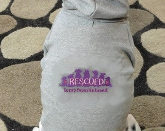 Dog Kisses 1 Dollar - Dog Hoodie Sweatshirt