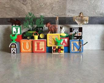 Six Letter Block Name