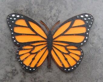 Monarch Butterfly (Danaus plexippus) Magnet