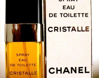 Cristalle by Chanel edt, 60ml-2fl.oz.,