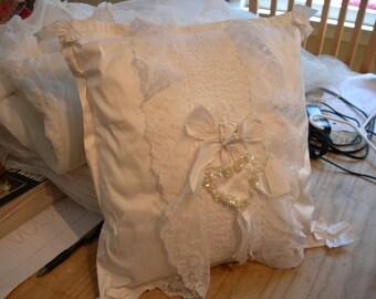 Handmade Pillow of Love