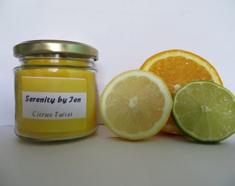 Serenity by Jen - Citrus Twist - Scented Candle