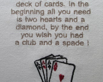 138 Deck of cards