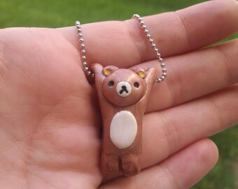 Rilakkuma necklace
