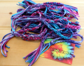 Malibu Tie Dye Friendship Bracelets