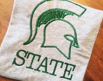 Kid's Michigan State Shirt