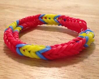 Unique Snake Patterned Bracelet