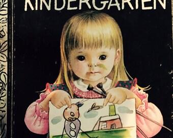 """A Little Golden Book """"We Like Kindergarten"""""""