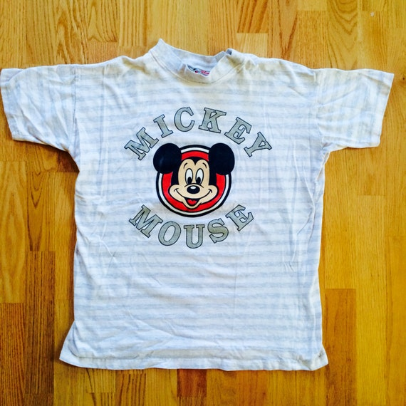 Yoga Vintage mickey t shirt usual