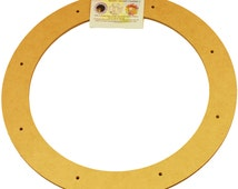 12 Inch Craft Ring, Floral Ring, DIY Wreath Base Template