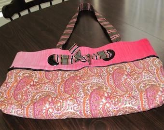 Expandable Purse/Tote Bag