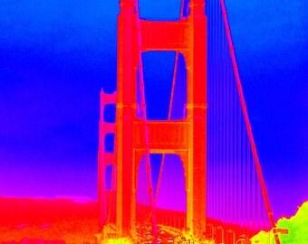 A-0013:  Golden Gate Bridge