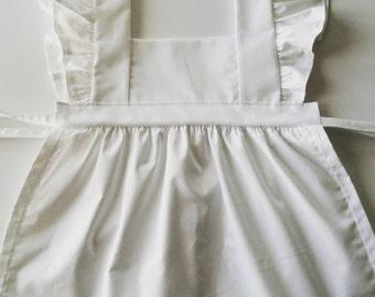 Pinafore Apron Dress