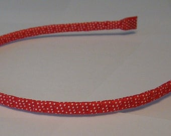 Red Dots | Headband | One Size
