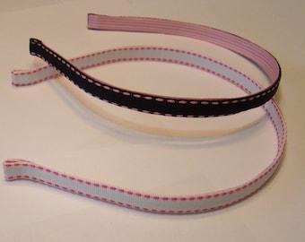 CLEARANCE! Black or White - Headband
