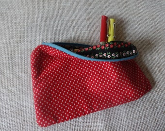 Multi purpose fabric case