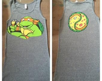 Teenage Mutant Ninja Turtle Tank