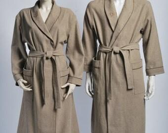 Sauna and Bath Robe 100% Natural Linen  New