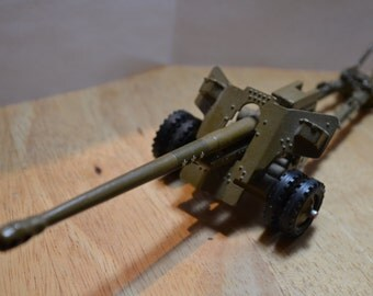 Toy Cannon. Good condition. Made in USSR in 70-80.