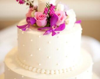 Wedding Cake Pure Soy Candle