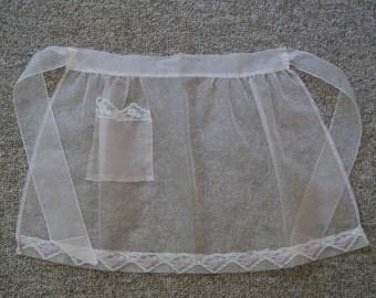 Vintage 1950's apron