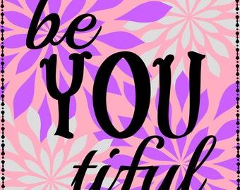 BeYOUtiful Image - Purple