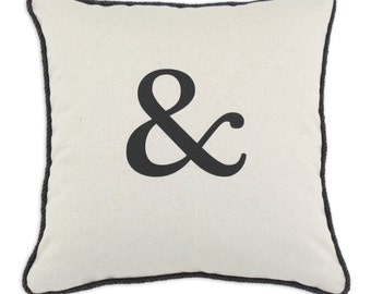 Alphabet Pillow &