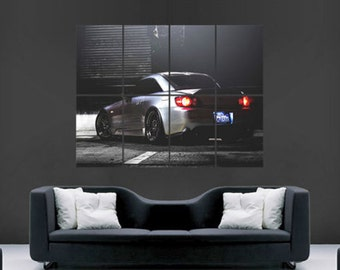 Honda s2000 car art huge image large wall poster picture