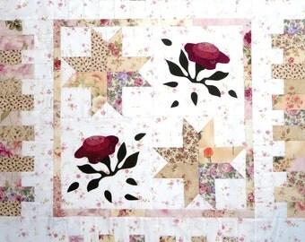 Schüttelröschen - Quilt Muster / Pattern