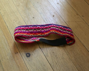 Handmade Headbands from Peru - Many colors