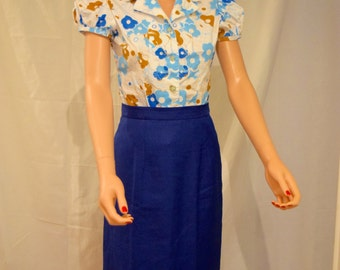 Vintage Novelty Top
