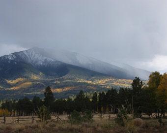 Humphries Peak, Arizona