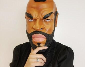 Mr. T Vinyl Mask