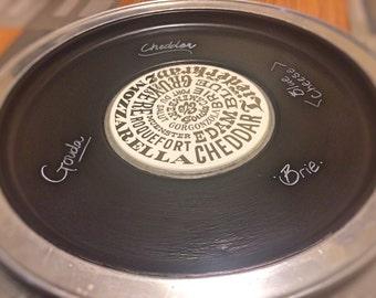 Chalkboard Phaltzcraf Cheese Platter