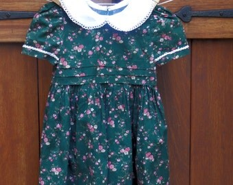 Girls Dress, perfect for Back to School